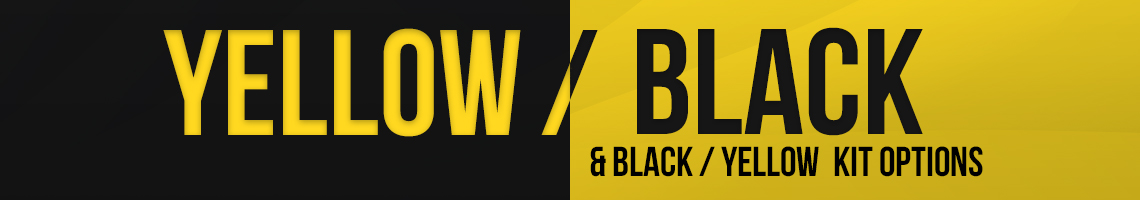 Yellow/Black Banner